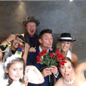 Selfie Studio Wedding