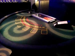Black Jack Casino Hire