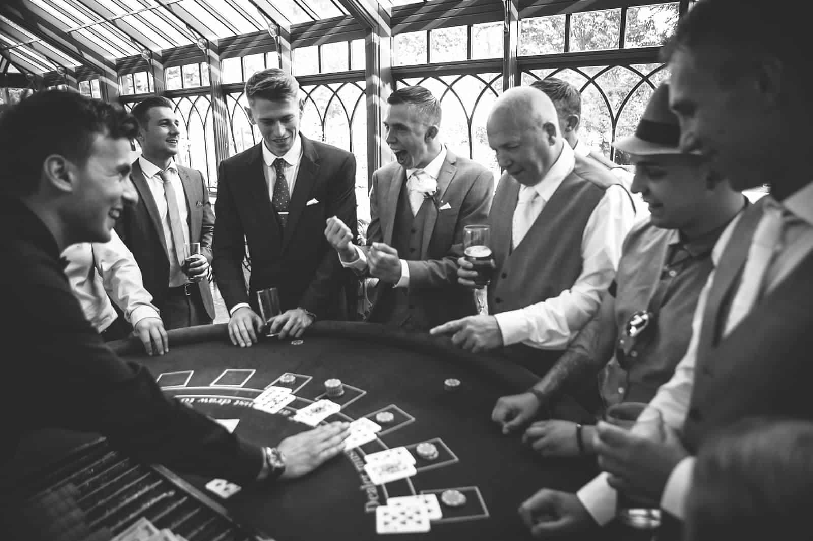 Groom Blackjack