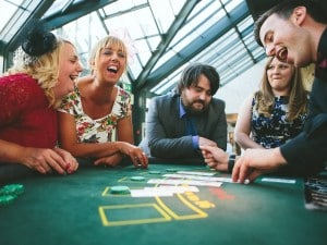 Blackjack Wedding Hire