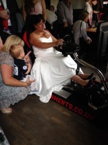 Wedding Racing Simulator