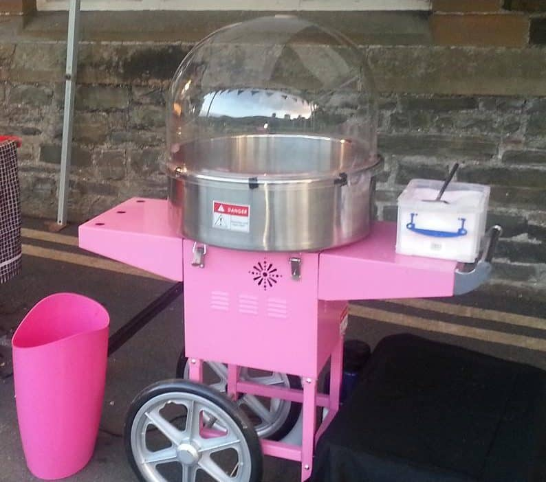 Candyfloss and Popcorn