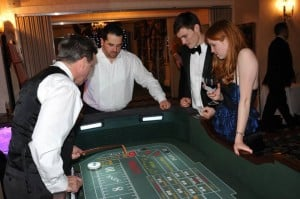 Craps Casino Hire