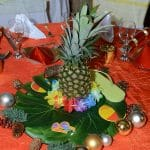 Hawaiian Table Centres
