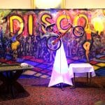 Disco Backdrop