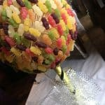 Jelly Babies Sweet Tree Table Centres