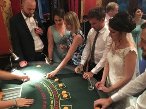 Blackjack Wedding