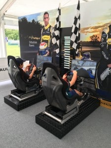 Formula E Racing Simulators