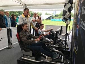 Renault Racing Simulators