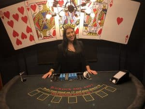 Blackjack Hire