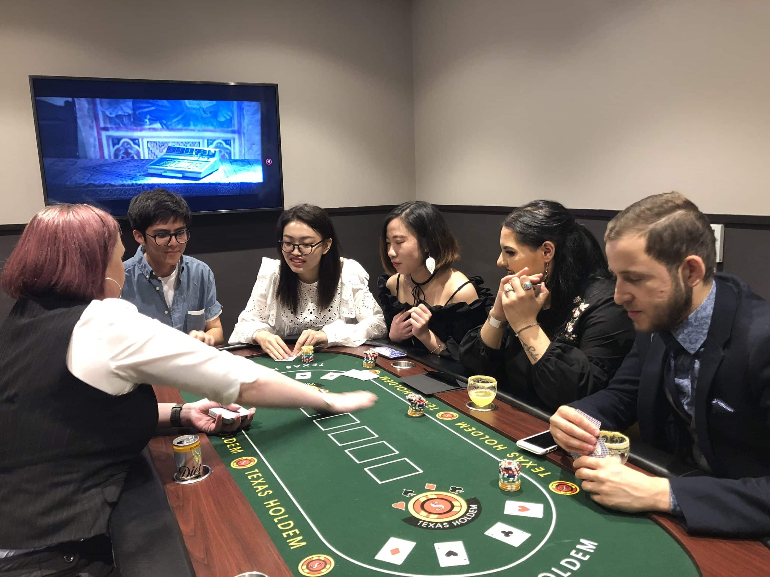 Poker Hire