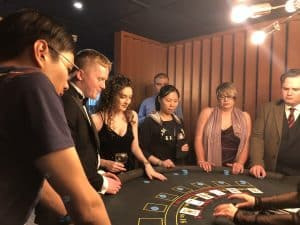 Blackjack Casino Hire