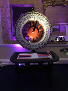 Wheel of fortune hire