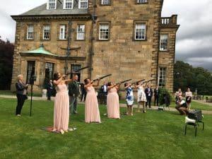 Bridesmaids Shooting