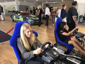 Aston Martin Racing Simulators