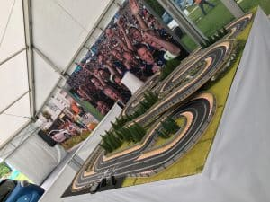 2 Lane Large Scalextric
