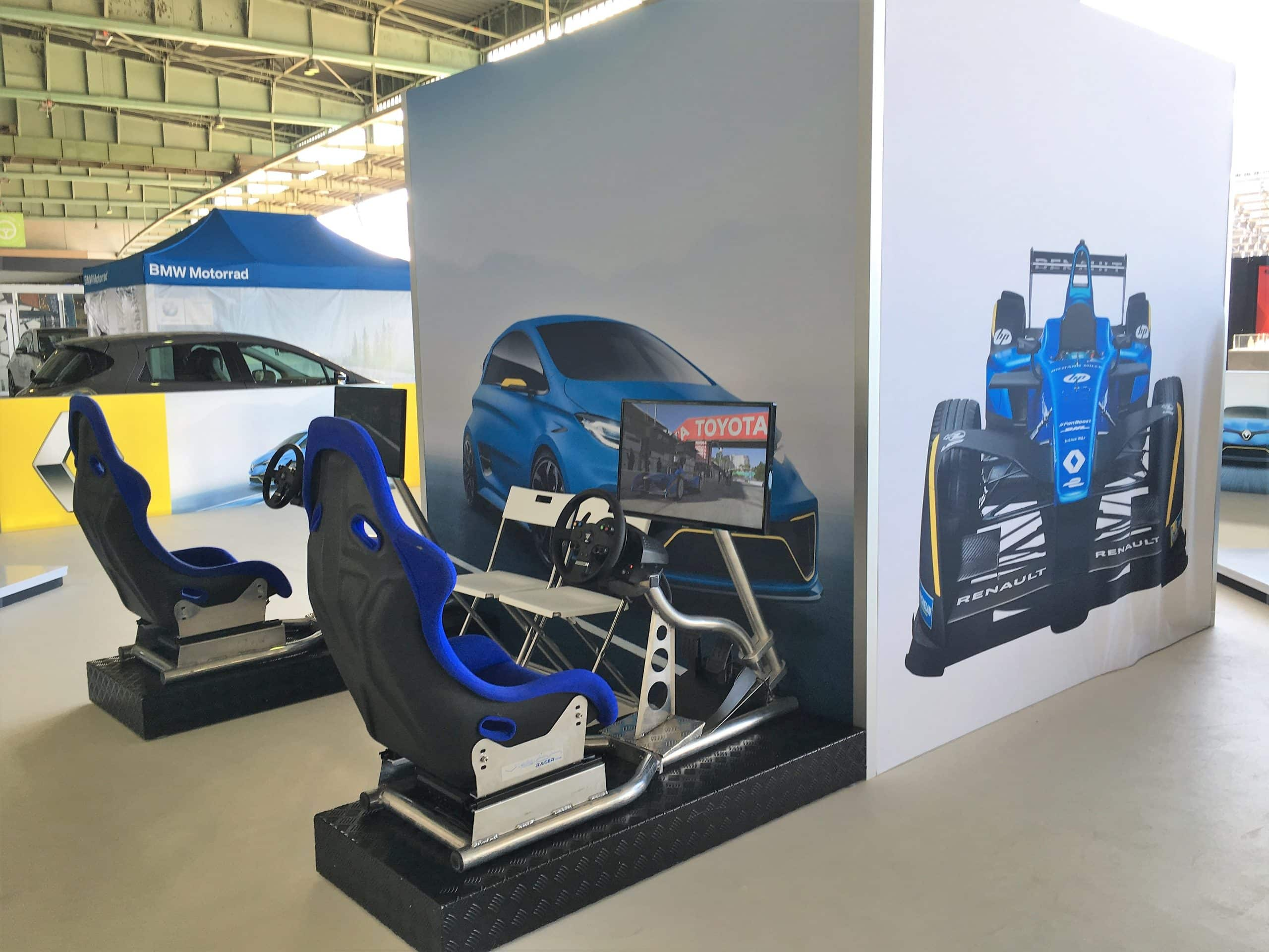 car simulators