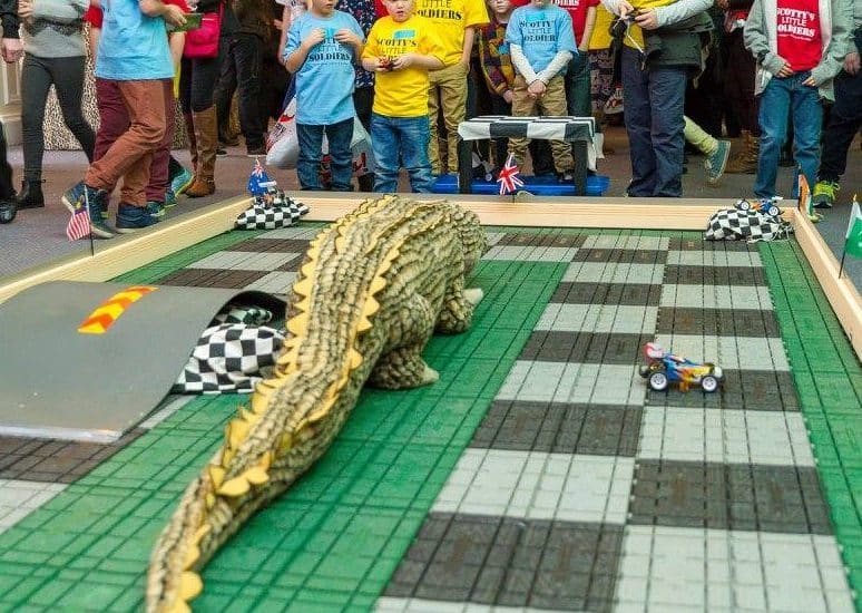 Remote controlled car hire