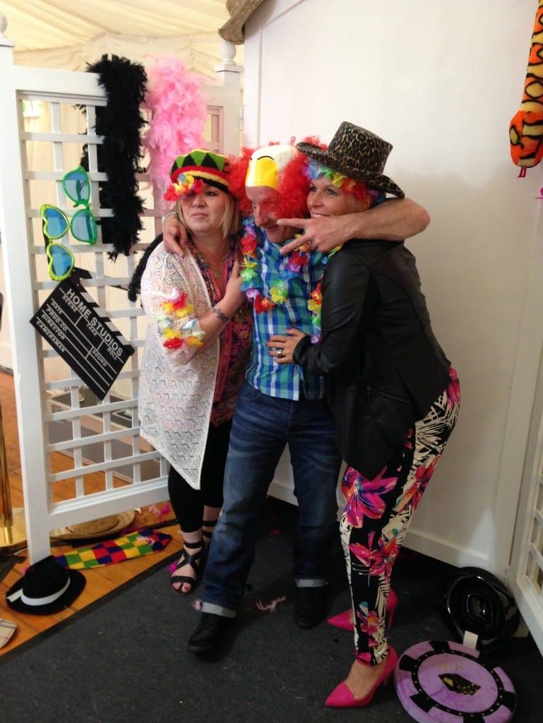 Selfie Studio Photobooth Hardwick Hire 7