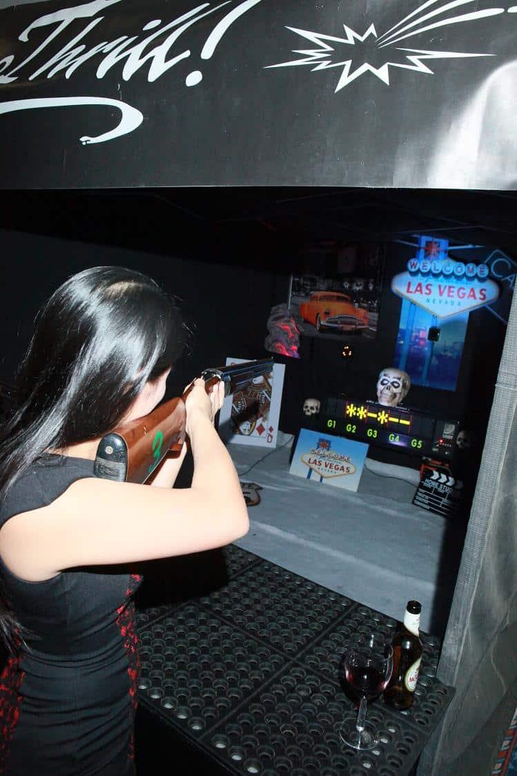 Indoor Shooting Gallery