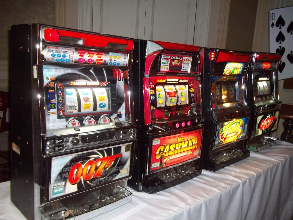 Table Top Slots