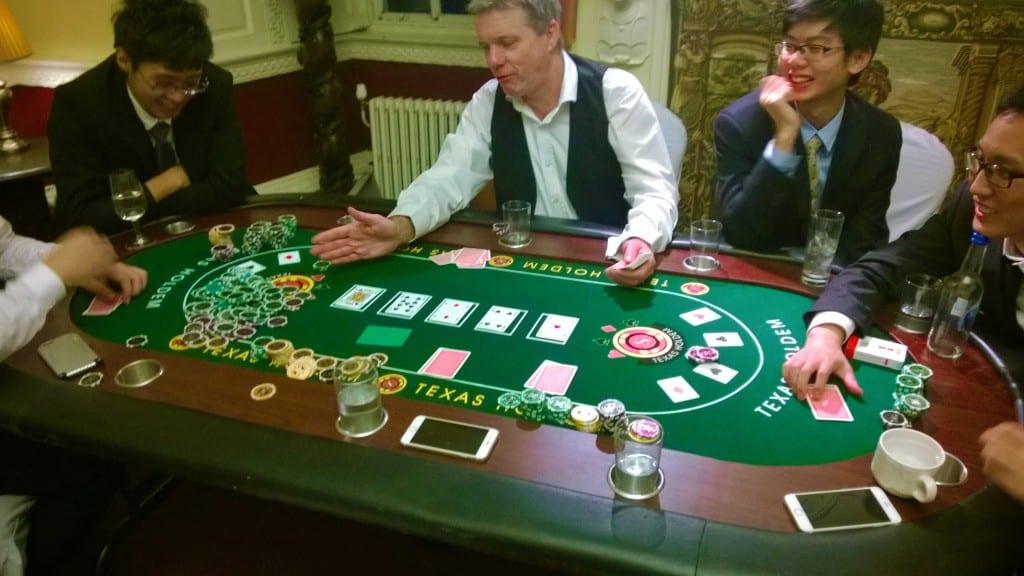 Texas Hold Em Hire