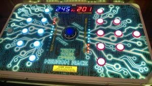 Neuron Race Game