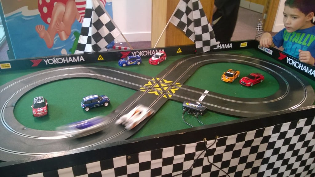 2 Lane Scalextric