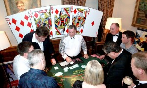 Stud Poker Casino Hire